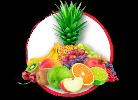 Frutas ecológicas a domicilio de Ecohuerta Níjar, tienda online